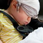 El 52% de los padres pone en riesgo la vida de sus hijos cuando van en coche