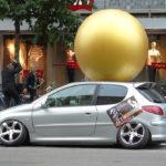 Publicidad en tu coche: una forma sencilla de ganar dinero